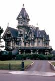 Carson Mansion - Eureka, CA - 1968