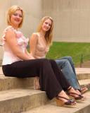 Inesa & Amber 1