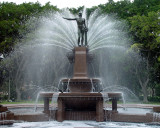 Archibald Fountain - Hyde Park