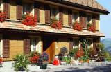 Haus mit Blumen (3906)