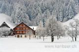 Bauernhof im Winter (72328)