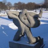 Sculptures by Vigeland