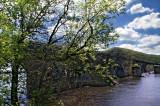 Rockville Bridge in Spring