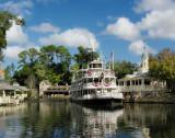 Disney Riverboat.