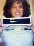 Late 80's / early 90's - YN3 Denise L. Sisto, USCG