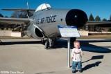 December 2006 - Kyler and Northrop F-89J Scorpion #AF52-1941