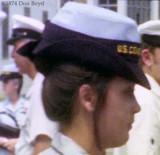 1974 - YN2 Charlotte Hedgpeth, USCGR