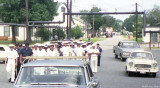 1974 - Coast Guard Reservists at Coast Guard Reserve Training Center Yorktown, VA