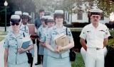 1974 - Yeoman Class at Reserve Training Center, Yorktown, VA