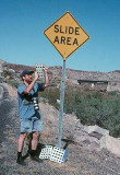 Late 90's? - Bill Hough in Slide Area
