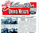 July 1960 - Southeastern Drag News, Miami, Florida, published by the NHRA and Ernie Schorb