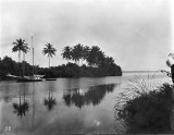 1883 - Mouth of the Miami River and Biscayne Bay