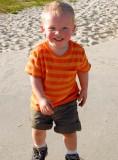 April 2007 - Kyler having a great time at Amelia Earhart Regional Park