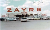 1966 - Zayre discount store at 13501 South Dixie Highway, Dade County