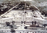 1940's & 50's - The Aviation Building, formerly the Fritz Hotel, home of National Airlines and Embry-Riddle School of Aviation