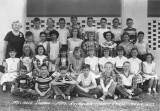 1952 - Mrs. Rayback's 4th Grade Class at Melrose Elementary School