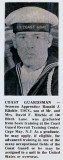 1969 - SA Ron Ritchie, Cape May graduation photo