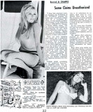 1972 - CHAMPUS information and Christmas tree safety tip, Coastline magazine