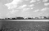 1940s - Pan American terminal and hangars at Miami International Airport