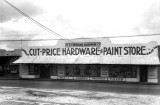 1920s - Don D. Freeman's Hardware and Paint Store at 25 County (later Okeechobee) Road, east of Palm Avenue, Hialeah