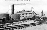 1920s - One of the Pennsylvania Sugar Company plants