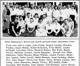 1957 - 9th graders at Kinloch Park Junior High School