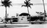 1963 - The Keyhole and Hurricane Harbor Lounge on Key Biscayne