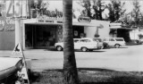 1963 - Jerry Clarke Real Estate, the Keyhole, and the Hurricane Harbor Lounge on Key Biscayne