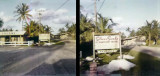 1960 - the Silver Sands motel at 301 Ocean Drive, Key Biscayne (2 images)