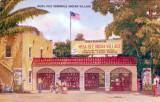 1950's - the Musa Isle Indian Village on the Miami River and 27th Avenue, Miami