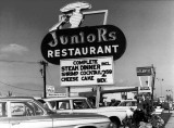 1964 - Juniors Restaurant, 18288 Collins Avenue (A1A), Sunny Isles