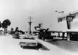 1965 - the Sun City Motel, the Argosy Motel and the Holiday Inn on Sunny Isles