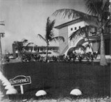 1951 - the Sea Breeze Motel at 16151 Collins Avenue, Sunny Isles