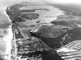 1963 - looking south from over Sunny Isles