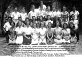 1940 - Hialeah Junior High, 9th Grade Class, 1940