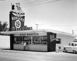 1960s - Burger King (store #2) on Tamiami Trail and SW 61st Avenue, Miami
