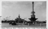 1930s - Biltmore Hotel and fountain in Coral Gables