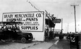 1948 - Brady Mercantile Company Hardware at 9801 NW 7 Avenue, Dade County