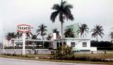 1965 - Mike Fillmore's Texaco gas station, 7701 Bird Road, Miami