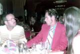 Mid-1970s - LCDR Clay Drexler and SK1 John Baker