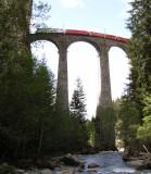Eine Schweizer Eisenbahn / A Swiss Railway -   in May 2007