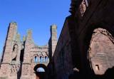 Arbroath Abbey, Arbroath.