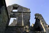 Aberdour Castle, Aberdour.
