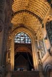 Baptistery & Organ, Rosslyn Chapel, Rosslyn.