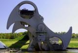 Falkirk Wheel, Falkirk.