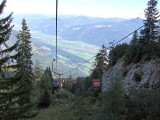 A Kramsach chairlift descent   769