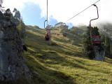 Kramsach top chairlift