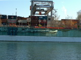 Mirror barge