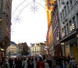 Entering the Markt Platz