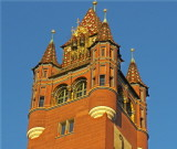 A Townhall Tower Detail   807